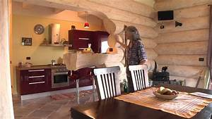 Casa In Tronchi  Unica In Italia