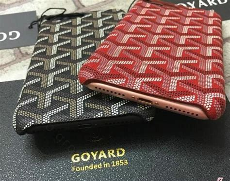 810a0cd2e81 Buy Wholesale Personalized Goyard Leather Pattern Cases