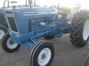 Maquinaria Agricola Industrial  Tractor Ford 6600  11 500