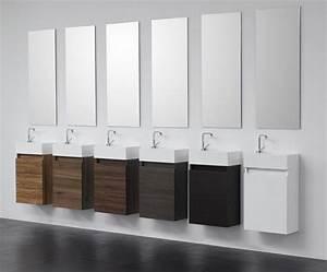 Waschtische Für Badezimmer : schick f rs g ste wc und f r kleine badezimmerr ume ~ Michelbontemps.com Haus und Dekorationen