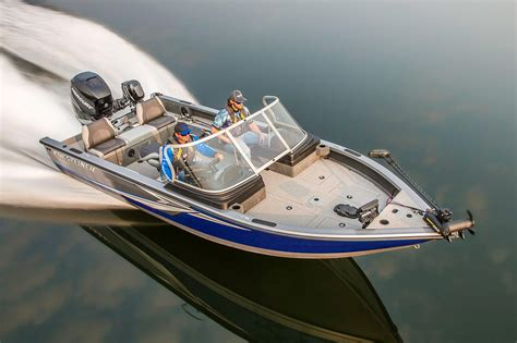 Raptor Boats Fishing by 2016 New Crestliner 2100 Raptor Aluminum Fishing Boat For