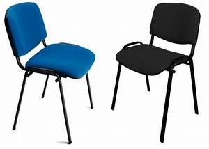 Chaise De Bureau Sans Roulettes : une chaise de bureau confortable et jolie ~ Melissatoandfro.com Idées de Décoration