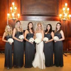 charcoal gray bridesmaid dresses charcoal gray bridesmaid dresses robyn photography http www theknot weddings