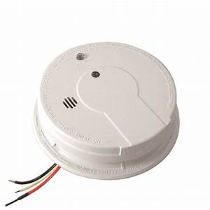 Kidde P12040 Hardwire With Battery Backup Photoelectric