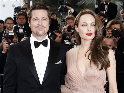 News In The World Brad Pitt And Angelina Jolie The