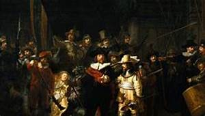 The Nightwatch  Rembrandt  1642   From En Wikipedia Com