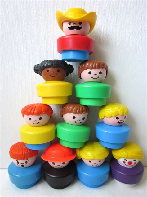 Fisher Price Chunky Little People