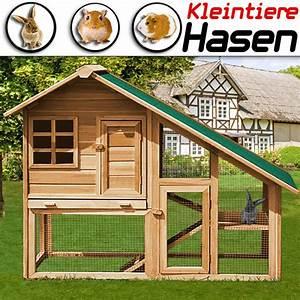 Hasenkäfig Für Draußen : kaninchenstall xxl hasenstall kaninchenk fig freilauf hasenk fig k fig hase ebay ~ A.2002-acura-tl-radio.info Haus und Dekorationen