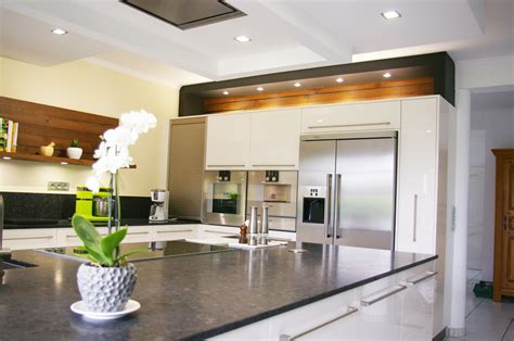 cuisine americaine moderne cuisine grise et blanc ikea chaios com