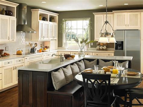kitchen island with seating area mold resistant paint hgtv 8264