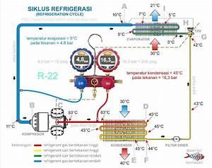 Refrigeration  Refrigeration Defrost Timer Schematic