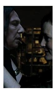Severus Snape & Lily Evans - Severus Snape Fan Art ...