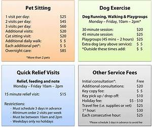 Dog walking prices for kids for Dog walking services prices