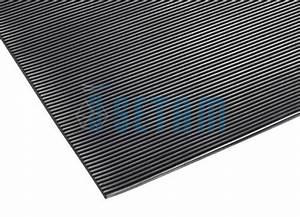 Tapis caoutchouc strie tapis antiderapant au metre lineaire for Tapis caoutchouc antidérapant au metre