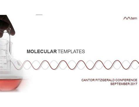 molecular templates inc molecular templates mtem presents at cantor fitzgerald global healthcare conference
