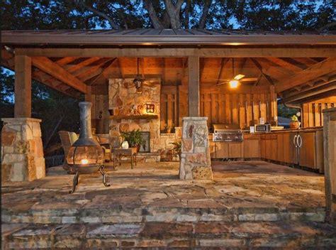hip roof pavilion  outdoor kitchen backyard pavilions pinterest pavilion