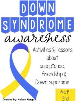 syndrome awarenesswor  kelsey mango teachers