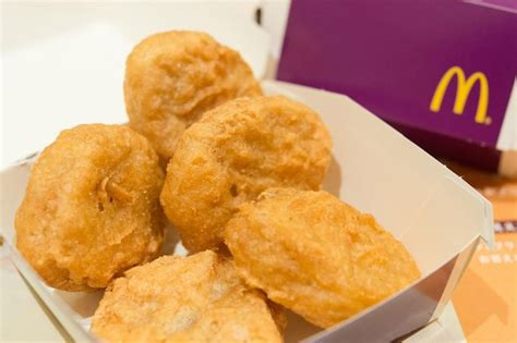 mcdonalds  testing  chicken mcnuggets recipe