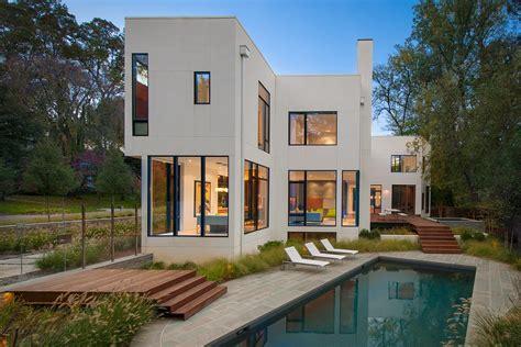 bm modular  bethesda md custom home magazine award winners modular building green