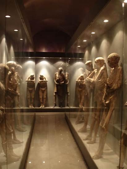 Guanajuato Mexico Momias Las Mummies Travel Piramides