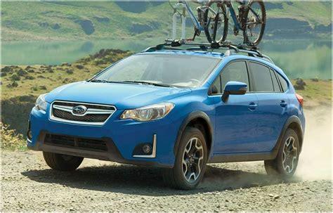 Subaru New Models by 2017 Subaru Crosstrek New Model Research Information