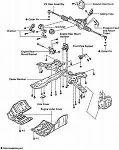 97 Corolla Rear Engine Mount