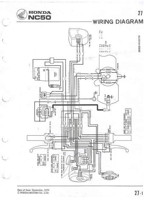 Anyone Have Honda Express Wiring Diagram Sca Moped