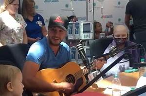 Luke Bryan's Children's Hospital Sing-Along Will Warm Your ...