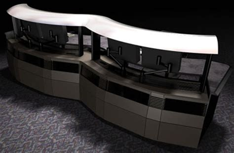 network operations center noc furniture technical
