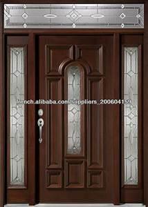 Porte en bois moderne exterieur 6 fran231ais for Porte en bois exterieur