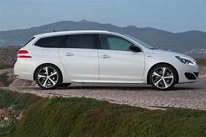 Peugeot 308 Break Occasion : essai peugeot 308 sw gt thp 205 le break plaisir photo 6 l 39 argus ~ Gottalentnigeria.com Avis de Voitures