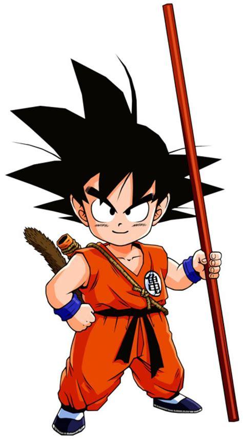 historia de goku dragon ball dragon ball fans