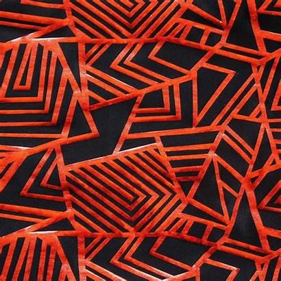 Fabric Hologram Geometry Geometric Fabrics Yard Solid