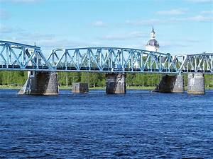 Torne River Railway Bridge
