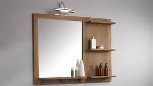 Miroir Meuble Salle De Bain : eclairage meuble miroir salle de bain ~ Teatrodelosmanantiales.com Idées de Décoration