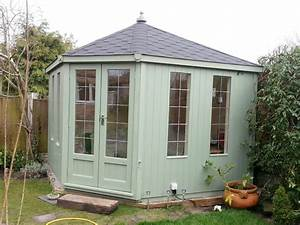 Summer House And Storage Shed Combination And Multi