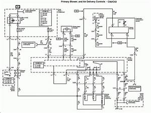Blower Motor Resistor Wiring Diagram 1992