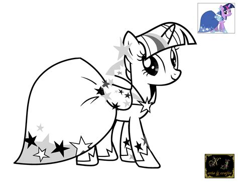 Twilight Sparkle Coloring Pages To And Print For Free Twilight Sparkle Equestria Coloring Pages Coloring
