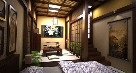 Japanese Interior Design by Interior Design In Homes Around The World