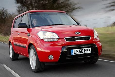 Kia Soul Prices Used by Kia Soul Hatchback From 2009 Used Prices Parkers