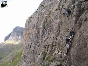 Via Ferrata on Mount Kenya - Climb ZA - Rock Climbing ...