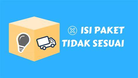 paket xiaomi yi isi paket jne tidak sesuai saat mengirim kasurnet