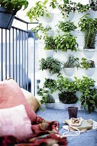 Vertikaler Garten Balkon : vertikaler garten gestalten sie ihr zuhause mit pflanzen ~ Frokenaadalensverden.com Haus und Dekorationen