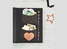 Gratitude Challenge Make a DIY Photo Album kikkiK Blog