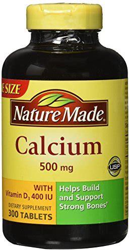 buy nature  calcium  mg vitamin  tabs  ct