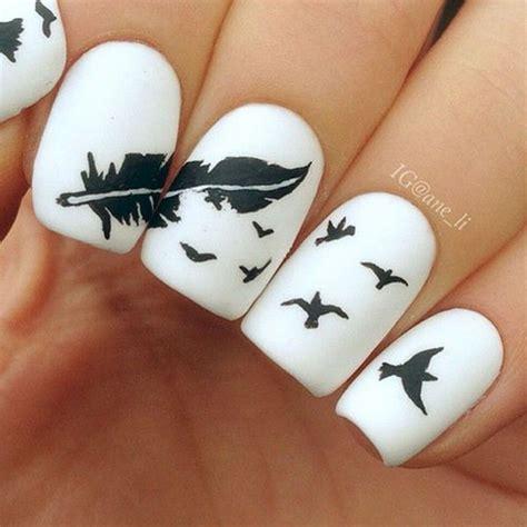 pretty matte nail designs