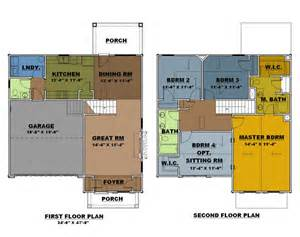home plan floor plans connor place gated townhouse community in columbia county