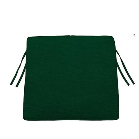 sunbrella forest green outdoor seat cushion 1572720640