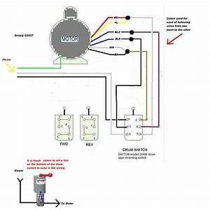 3 Phase Two Speed Motor Wiring Diagram