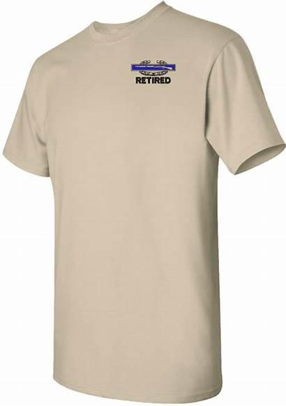 Army Shirt Retired Cib
